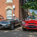 1962 Jaguar E-Type S1 3.8 - 449 XKE + 1969 Jaguar E-Type S2 4.2 - RHR 98 - Classic Stony 2018