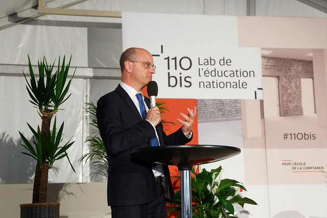 110 bis : inauguration du lab d'innovation de l'éducation nationale