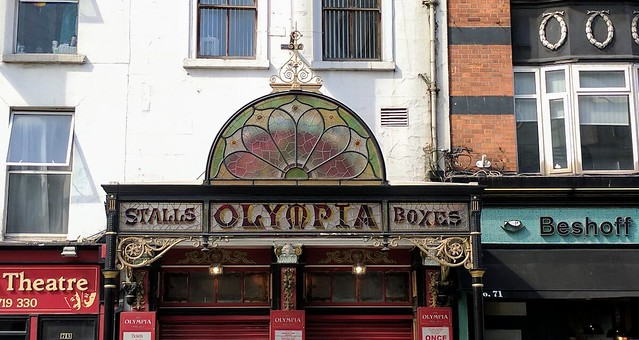 Living in Dublin The Olympia Theatre