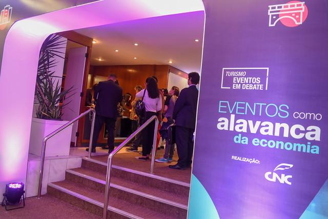 Segmento de eventos é estratégico para a economia e para o turismo