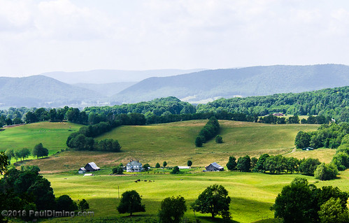 pauldiming summer landscape tazewellcountyvirginia tazewellcounty valley cove burkegarden burkesgarden bowl d7000 virginia dailyphoto burkesgardenvirginia tazewell unitedstates us