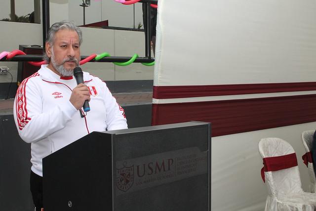 Facultad de Ciencias Contables, Económicas y Financieras realizó la Clausura del Segundo Campeonato Deportivo de Fútbol, Vóley y Ajedrez