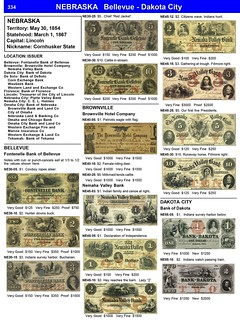 Kelly Obsolete Paper Money Guide sample page1