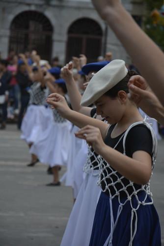 Gazte Festak 18: Txupinazoa