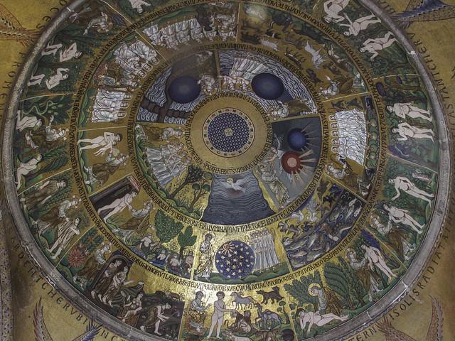 Basilica di San Marco - mosaic ceiling