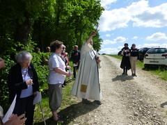 46 Les rogations  bénédiction des vignes et champs - Photo of Plaizac