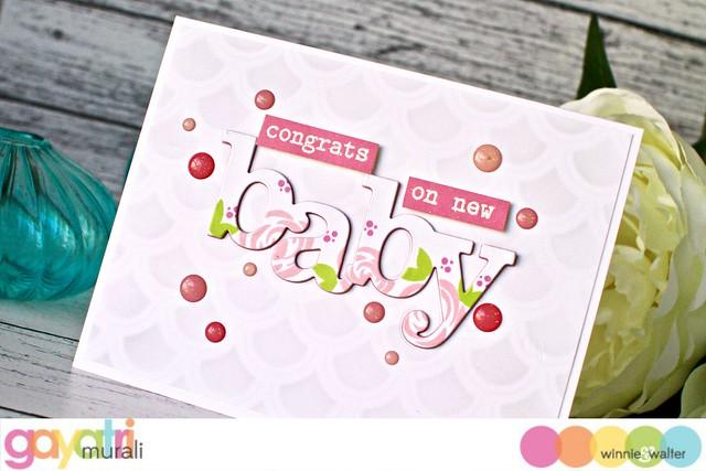 gayatri_Baby card closeup