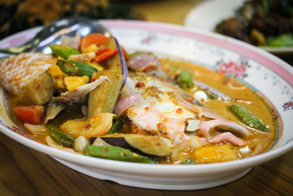 Hao Kee Seafood Deluxe Assam Fish Head