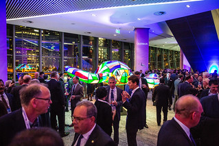 Airbus Welcome Reception