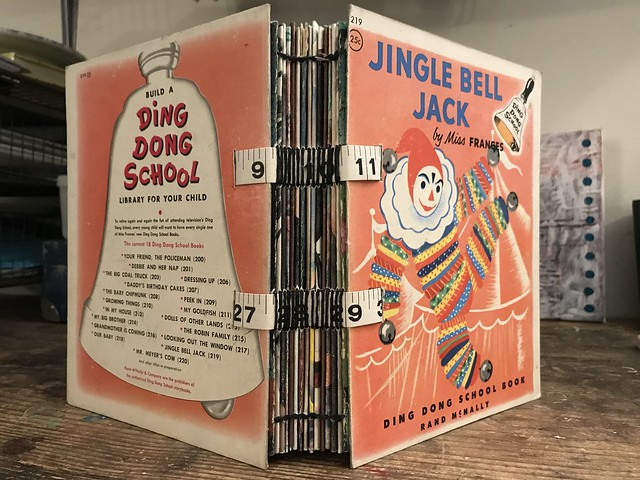 Jingle Bell Jack Book