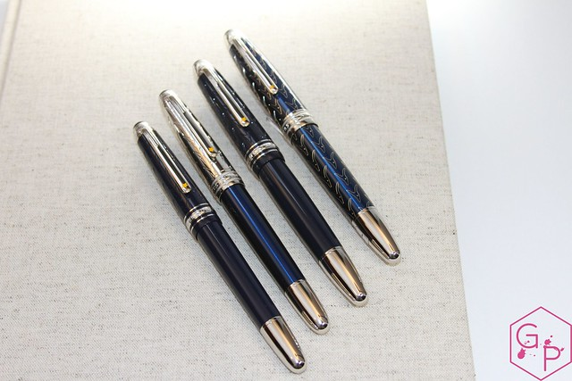 Montblanc Le Petit Prince Fountain Pen Collection Overview @Montblanc_World @AppelboomLaren 99