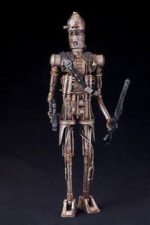壽屋 ARTFX+ 《星際大戰五部曲:帝國大反擊》「刺客機器人 IG-88」! バウンティ・ハンター IG-88