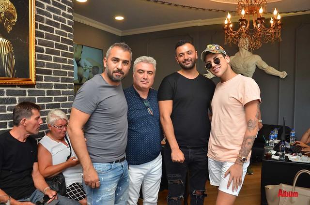 Cleopatra INK Tattoo Kerimcan Durmaz, Harun Akbulut, Halil İbrahim Karadere