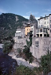 Entrevaux (Alpes de Haute-Provence) - Photo of Sallagriffon