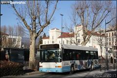 Heuliez Bus GX 117 L - Communauté d'Agglomération du Gapençais / Linéa n°36 - Photo of Gap