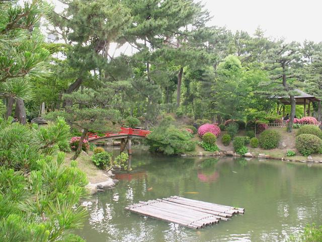 Shukkeien garden, Hiroshima