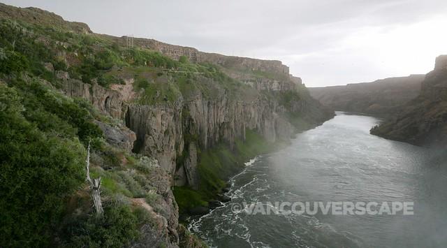 Twin Falls/Shoshone Falls