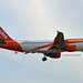 easyjet UK G-EZUW Airbus A320-214 cn/5116 @ EGKK / LGW 28-05-2018