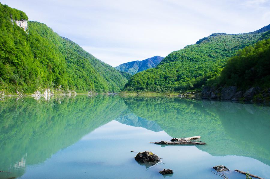Кодорское ущелье. Абхазия - авторские путешествия Kartazon Dream