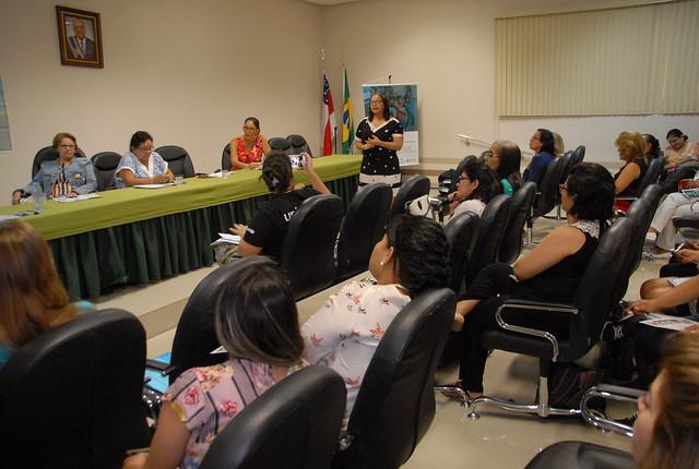 13.06.18 Infância e Refúgio Oficina qualifica profissionais para atuar junto aos imigrantes
