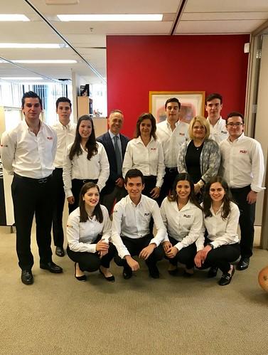 Estudiantes del PLEI del ITESM visitan Vancouver