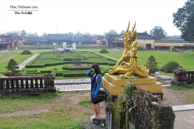 2018 Vietnam Hue Imperial City 05