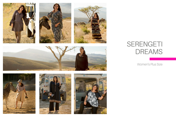 Serengeti Dreams Collection