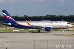 Aeroflot A320-200 VP-BKP @ MUC