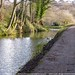 Calder & Hebble Navigation Canal and Path.