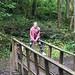 Coalbrookdale with Sophie and Olivia