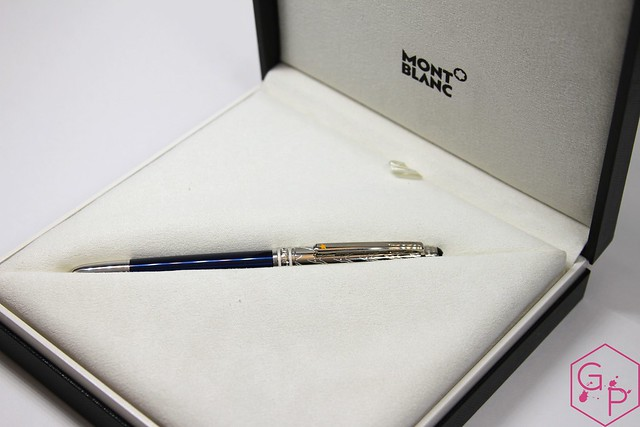 Montblanc Le Petit Prince Fountain Pen Collection Overview @Montblanc_World @AppelboomLaren 33