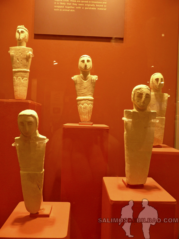 0292. Museo, Templos de Ggantija, Xaghra, Gozo