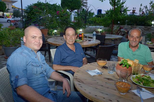 Alaaddin Özdoğan, Mustafa Seyhanlı, Derviş Erdem