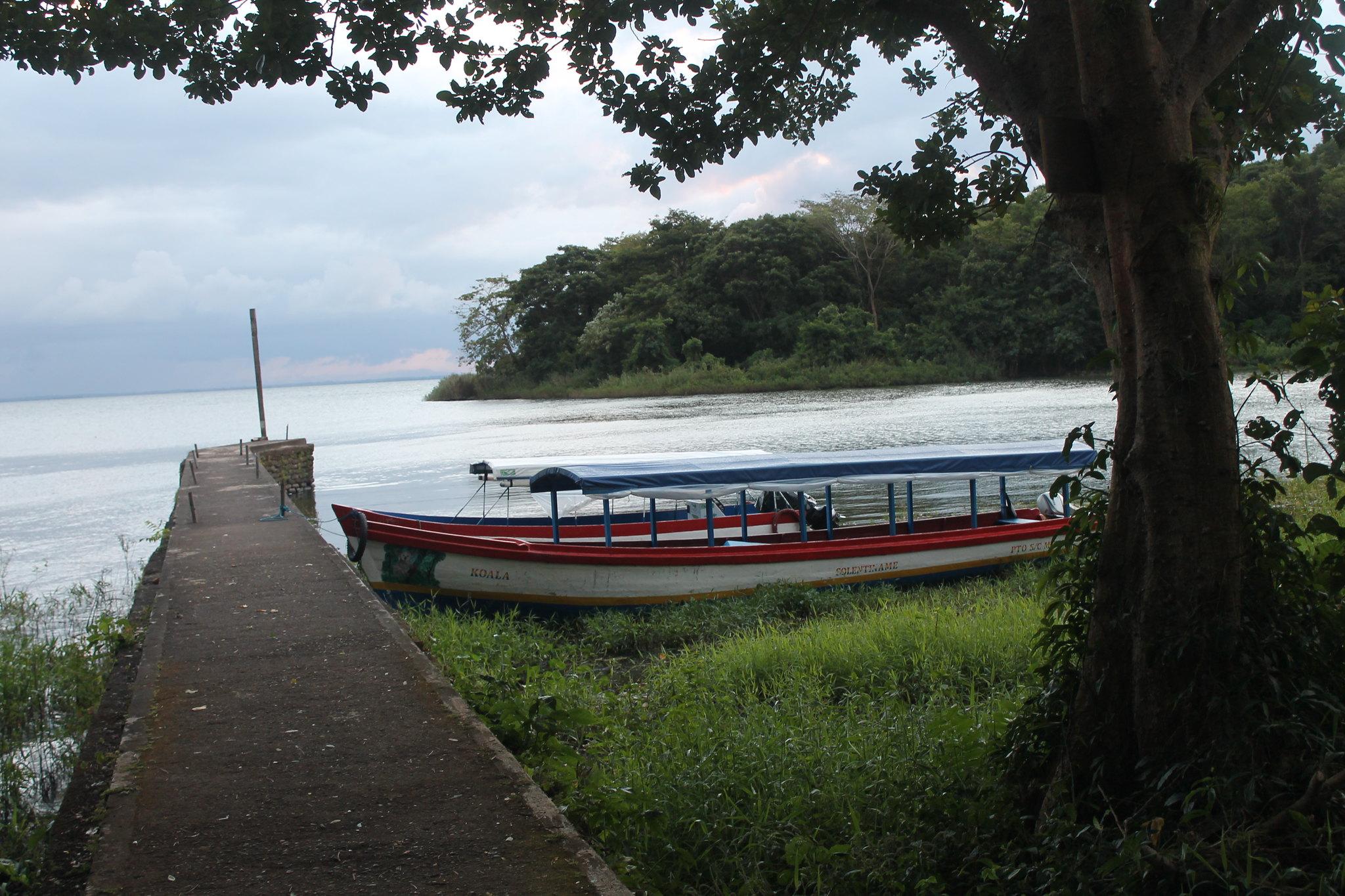 Isla Mancarrón, Solentiname (1)