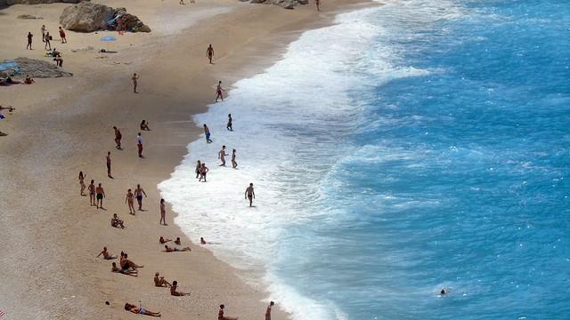 Επισημάνσεις για την παραλία «Πόρτο Κατσίκι»
