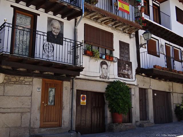 Mogarraz, Salamanca, España.