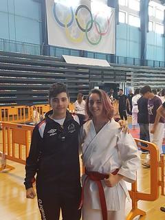 Corrado Radogna e Teresa Magnifico