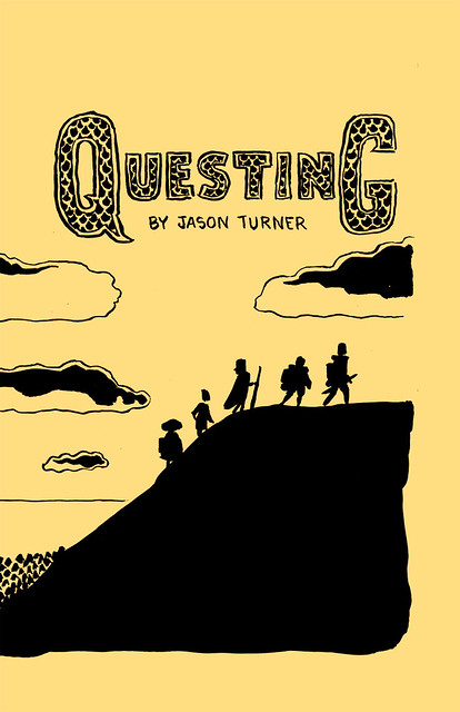 Questing Cover
