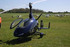 G-MUDX AutoGyro Europe Cavalon [RSUK/CVLN/022] Popham 050518