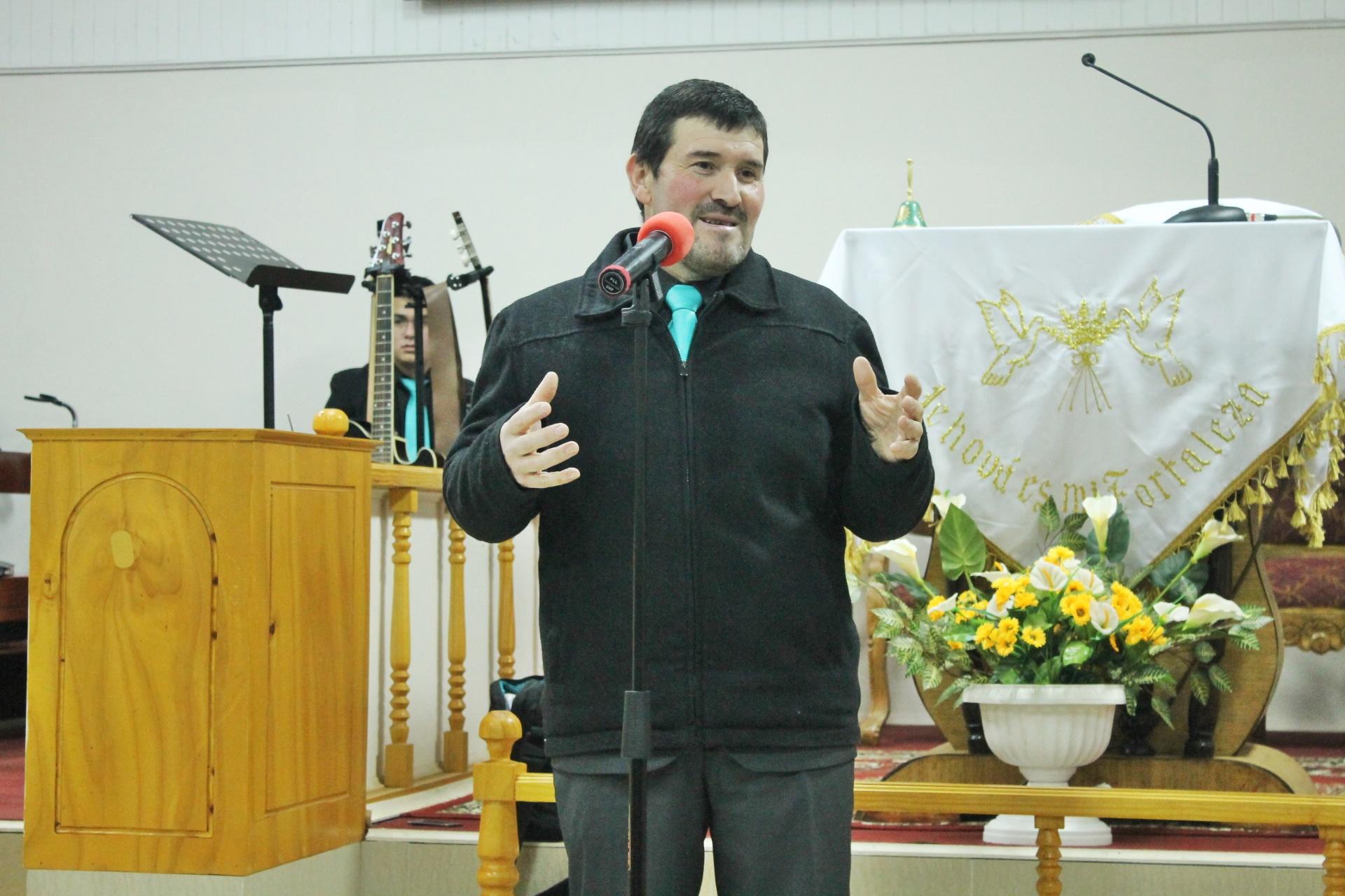 Uno en Cristo, Visita a Ranguelmo