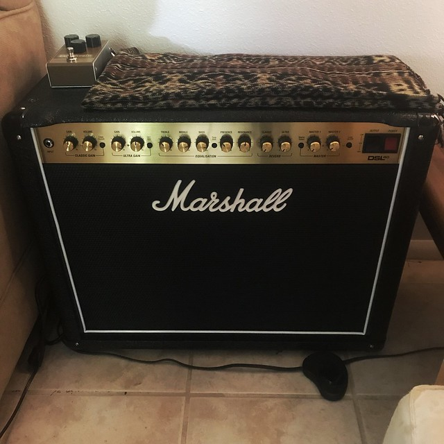 NAD: Marshall DSL40cr | The Gear Page