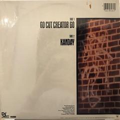 L.L. COOL J:GO CUT CREATOR GO(JACKET B)