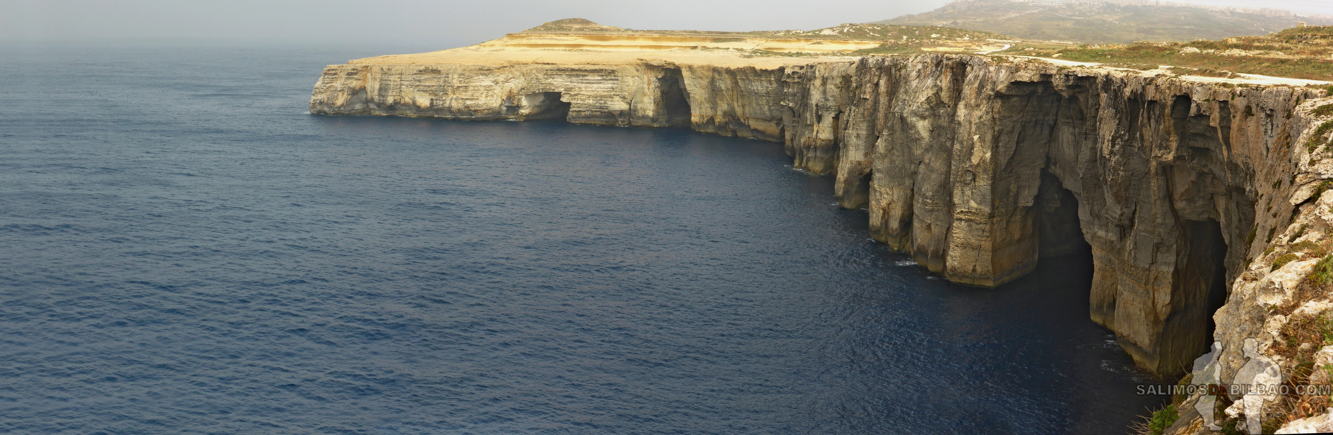 0386. Pano, Acantilados, Gozo