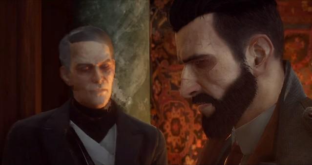 Vampyr - Lord Redgrave