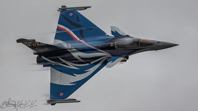 French Air Force Dassault Rafale C 133-5