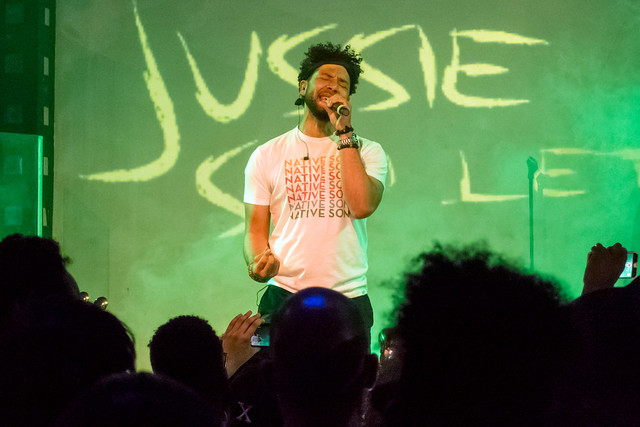 Jussie Smollett : Sum of My Music Tour - SOB's, New York (2018)