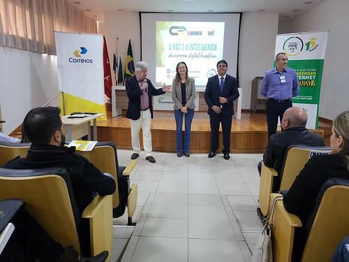 ABERTURA - SEBRAE - CORREIOS - BNDES - Londrina - PR - 24 de maio de 2018 - Ciclo MPE.net