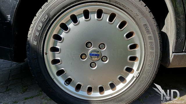 Volvo S80 2.4T New Style Center Caps