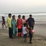 Families enjoying Cox