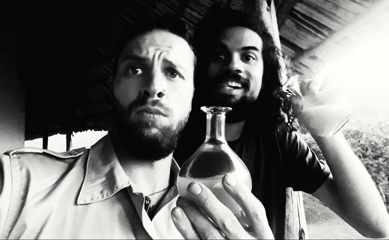 Simon & Merlin